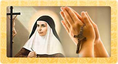 Oraciones Santa Angela de la Cruz