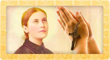 Oraciones Santa Gema de Galgani