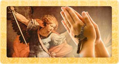 Oracion Arcangel San Miguel