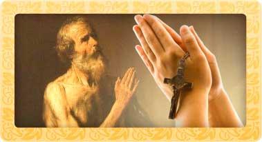 Oraciones a San Onofre
