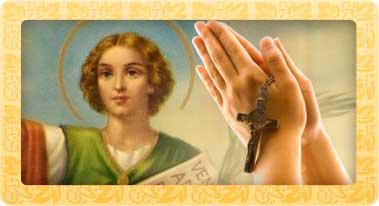 Oraciones a San Pancracio