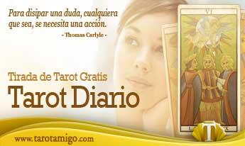 Carta de Tarot del dia